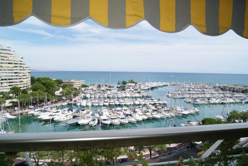 Offres locations vacances tr s beau 2 pi ces en location for Piscine marina baie des anges